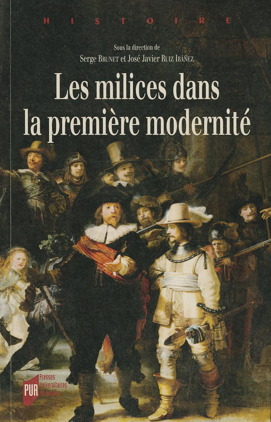 les milices dans la premi 232 re modernit 233 irhis biblioth 232 que