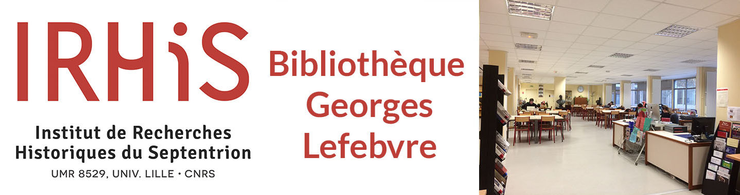IRHiS-Bibliothèque